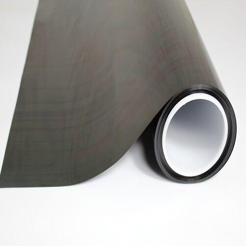 Fenster Verdunklungs Folie Sichtschutzfolie 5m x 91cm Schwarz 100/% Blickdicht