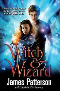 Patterson-James-Witch-amp-Wizard-Very-Good-Book