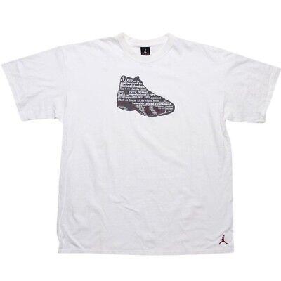 Activewear Tops Men's Clothing Nike Air Jordan Men's Retro 14 Legacy T Shirt 198396-100 Agreeable Sweetness