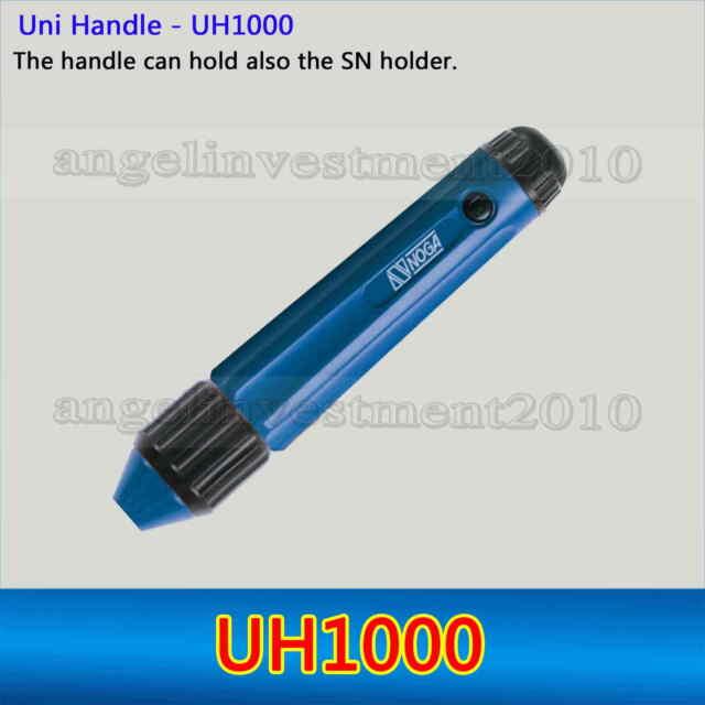 1 piece NOGA Uni Handle UH1000 Deburring tool