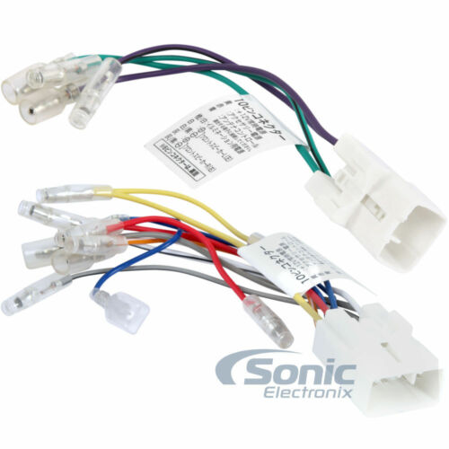 Beat-Sonic BH1USA Aftermarket Stereo Wiring Harness for Select 1987-05 Toyota