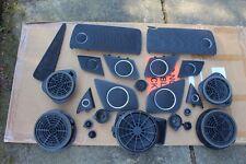 Audi S5 8T A5 Coupe B&O Bang & Olufsen Soundsystem Lautsprecher Set Abdeckungen