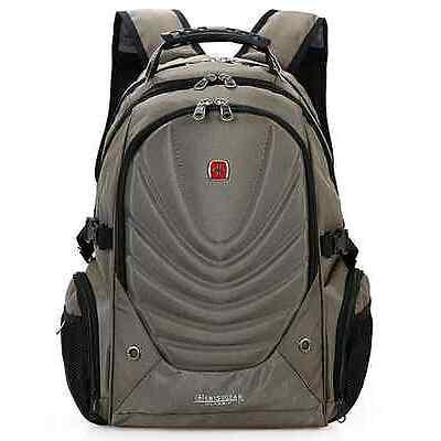 15.6' Laptop Swiss Gear Backpack Computer School Bag Men?s Large Travel Backpack