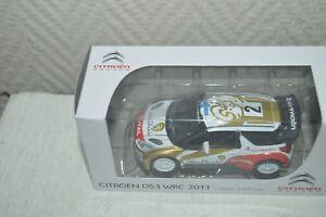 VOITURE-NOREV-CITROEN-DS3-WRC-2013-N-2-HIRVONEN-DIE-CAST-NEUFCAR-AUTO-1-43