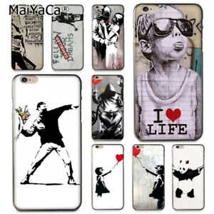 coque banksy iphone x