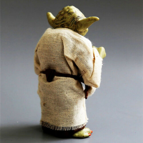 UK-12cm Star Wars Clone Wars Yoda Jedi Master ACTION FIGURES For Kids Best Gift