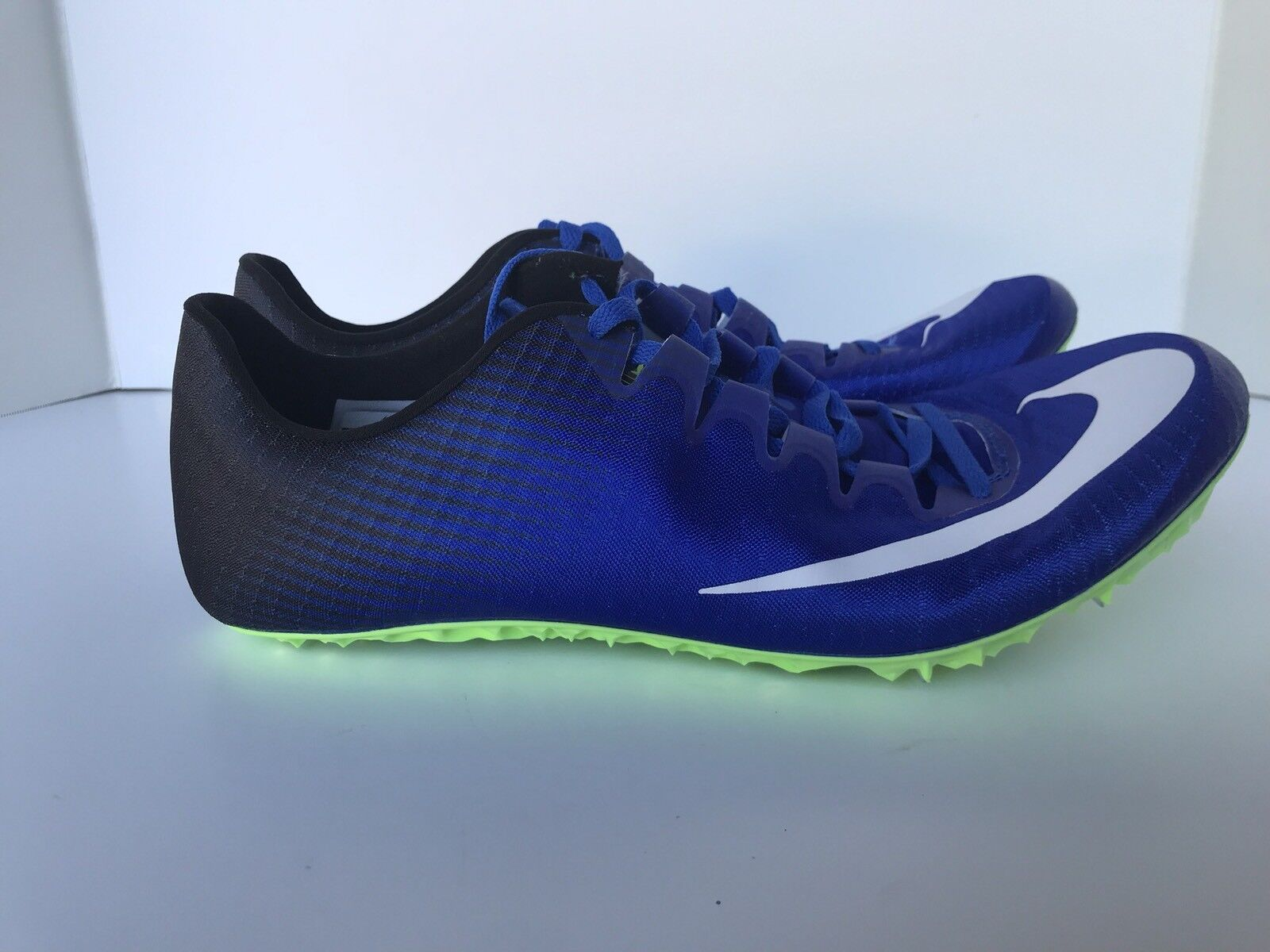 Nike sz 12 zoom super elite racing track track racing sprint 835996-413 spitzen schuhe 56ab06