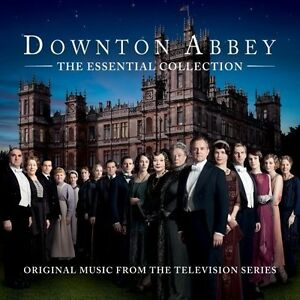 John-King-Alastair-LCO-Lunn-Downton-Abbey-the-Essential-Collection-CD-NEUF