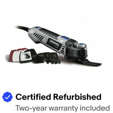 Dremel MM50-DR-RT Multi-Max 5 Amp Oscillating Tool Kit Certified Refurbished