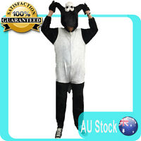 Adult/kid Shaun The Sheep Onesies - Aust Express Post From Sydney