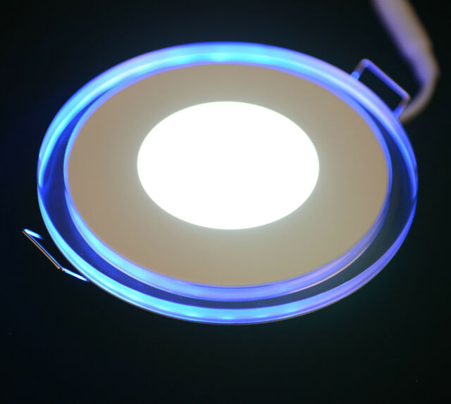 10W/15W/20W LED Recessed Ceiling Panel Flat Down Lights Bulb Round and Square