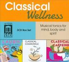 Classical Wellness: Musical tonics for mind, body and spirit (CD, Nov-2013, 3 Discs, Delos)