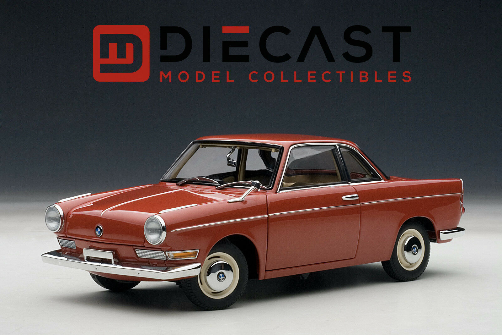 AUTOART 70652 BMW 700 SPORT SPORT SPORT COUPE, SPANISHrosso 1:18TH SCALE 009b2c
