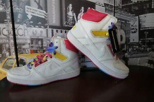 Nike Lite Rare Dance Us 8 Sneakers High Delta 365949 Women's Rainbow YbfvIym76g