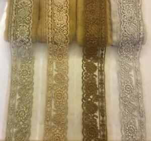 8cm-DIY-1meter-Embroidery-Net-Lace-Trim-Dress-Skirt-Ribbon-Costume-Home-Decor