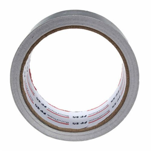 5cm*17m Aluminium Foil Adhesive Sealing Tape Thermal Resist Duct Repairs tool Al