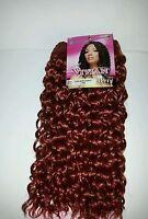 Human Hair & Premium Blend/jerry Curl/vivian By Bijoux/10/tangle Free/weaving