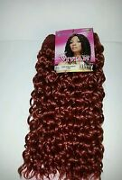Human Hair & Premium Blend/jerry Curl/vivian By Bijoux/10/tangle Free/weaving
