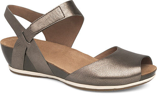 DANSKO WOMEN'S VERA COMFY WALKING SANDAL, ARCH SUPPORT