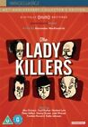 The Ladykillers - 60th Anniversary Edition With Alec Guinness DVD 2015