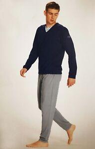 rivenditore all'ingrosso 9a639 e2632 Dettagli su Pigiama Ragno Forniture Militari ragazzo uomo manica e  pantalone lungo cotone