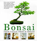 Bonsai: From Native Trees and Shrubs by Werner Busch (Paperback, 1998)