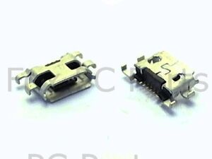 10-X-Micro-USB-Reverse-Charge-Port-Connector-to-Repair-BlackBerry-9900-9930-OEM