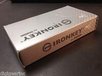 Imation Ironkey Defender F150 2 Gb Usb Flash Drive Military-grade Encryption