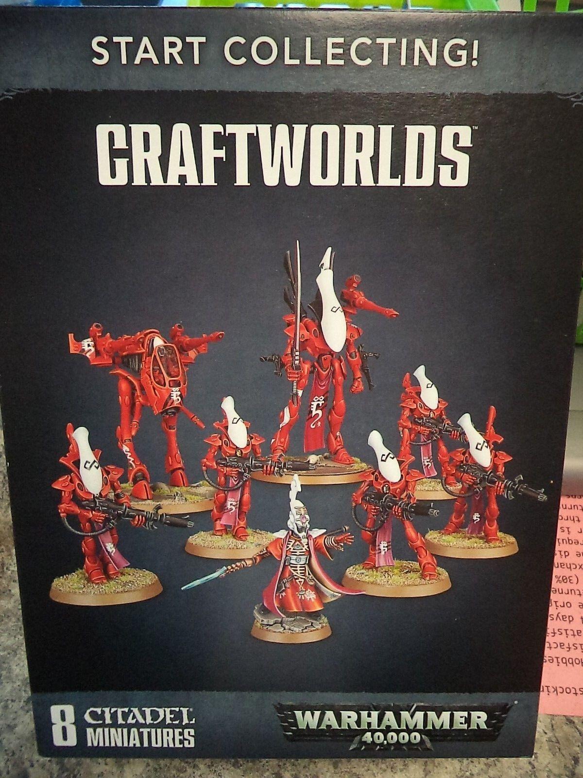 Estrellat Collecting Craftworlds  Eldar Warhammer 40k 40,000 giocos lavorohop nuovo   in vendita