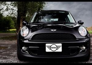 Image Is Loading Oem Mini Cooper Hardtop Convertible Clubman Black Out