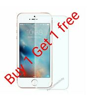 (PACK OF 2) Real HD Tempered glass Screen Protector For Apple Iphone SE / 5s/ 5c