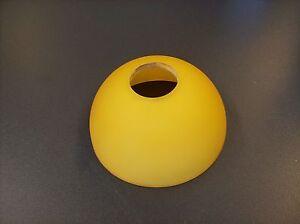 glas lampenschirm ersatzglas kegel apricot e14 lochma fassung 33mm ebay. Black Bedroom Furniture Sets. Home Design Ideas