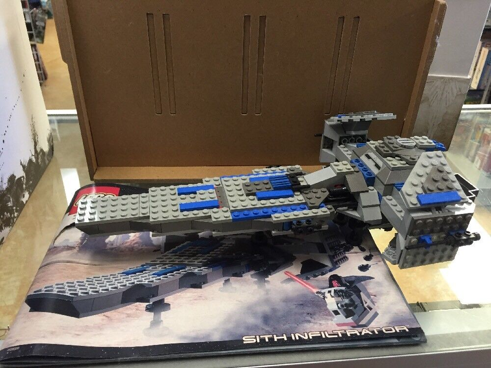 Lego System Sith Infiltrator 7151 Darth Maul Ship