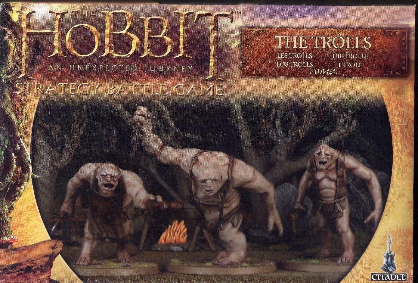 Lo Hobbit The Trolls - I Troll