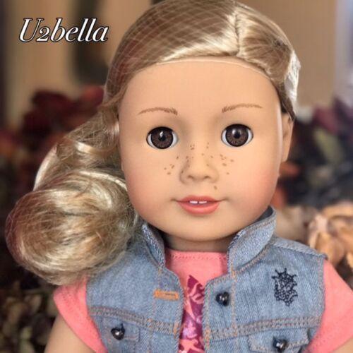 "American Girl Tenney Grant Doll /& Book New NIB 18/"" Tenny Bonus Activity Cards"