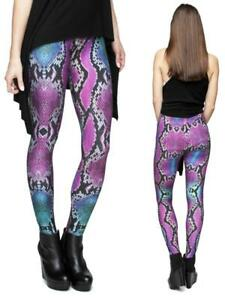 e325497af935a Image is loading Snake-Stretchable-Yoga-Leggings-Gym-Fitness-Running -Pilates-