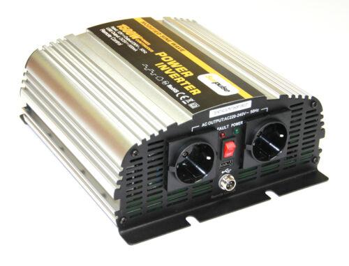 Voltage Converter Ms 12v 1500//3000 Watt Inverter Inverters New