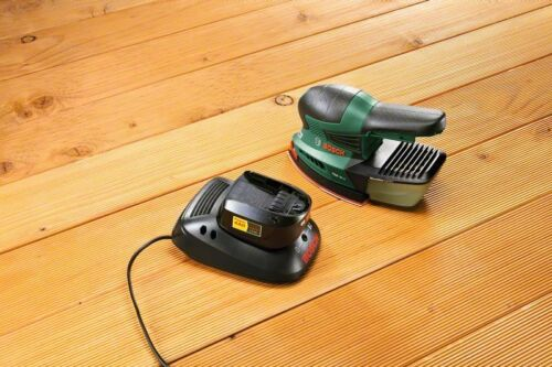 Bosch PSM18Li Cordless SANDER SALE 06033A1372 3165140740036 with One Battery