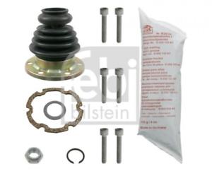 Faltenbalgsatz Antriebswelle für Radantrieb Vorderachse FEBI BILSTEIN 03315