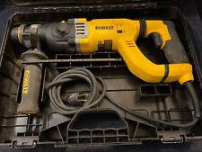 New Listingdewalt D25263k 1 18 Sds D Handle Rotary Hammer