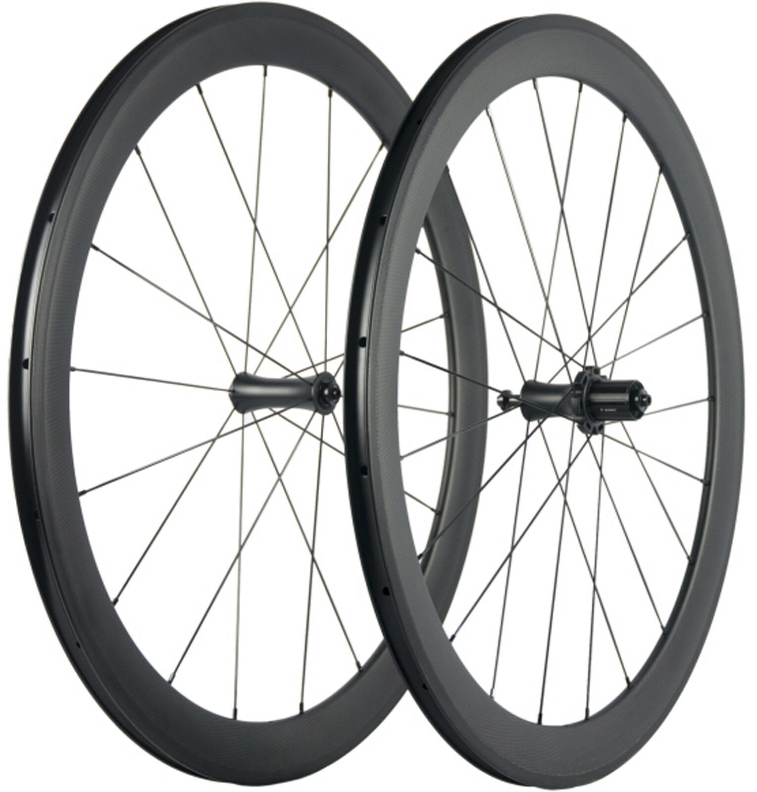 Carbon Wheelset Bicycle Utral Light Carbon Wheels 50mm Road Bike 700C Race Wheel