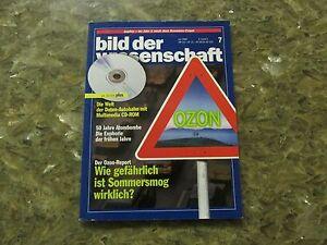Bild der Wissenschaft Juli 1995 - Deutschland - Bild der Wissenschaft Juli 1995 - Deutschland