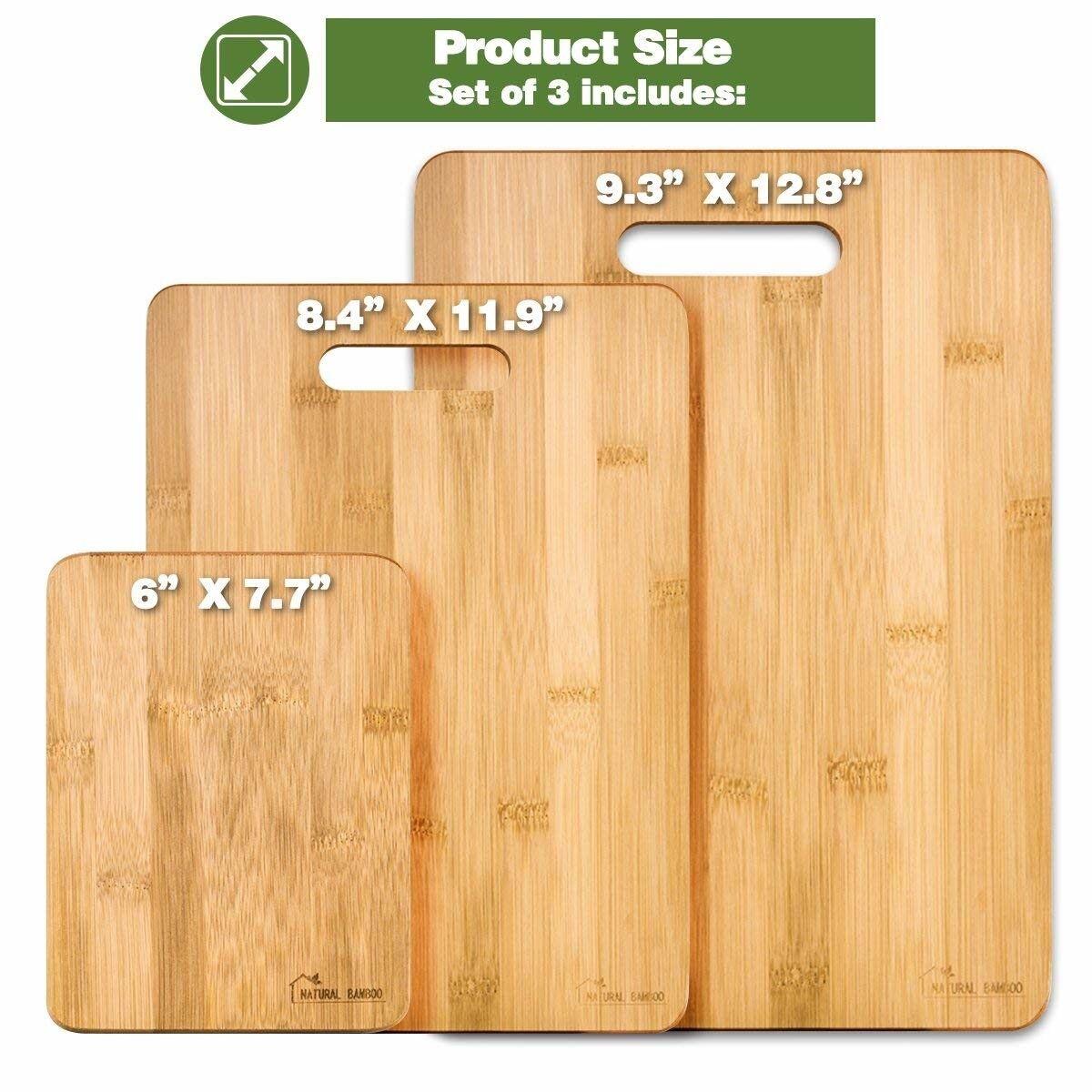 schneidebrett bambus gro test vergleich schneidebrett. Black Bedroom Furniture Sets. Home Design Ideas