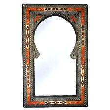 Orientalischer Spiegel Orient Marokko Marokkanischer Wandspiegel S20 H80 cm