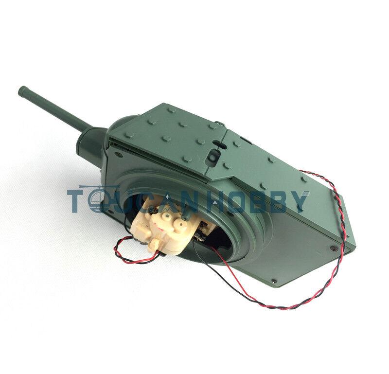 Henglong Soviet KV-1 RC Tank 1 16 Scale 3878 Plastic Turret W  BB Unit