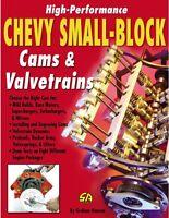 Chevy Smal Block Cam Camshaft & Valve Train - Sbc 400, 350, 327, 305, 302, 283