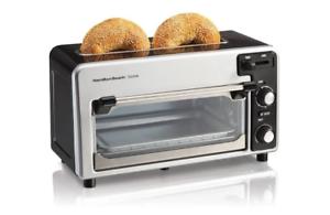 Hamilton Beach Toastation Electric Toaster Oven - 1300W