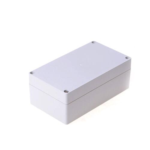 158x90x60mm wasserdichter elektronischer Projekt-Kasten-Gehäuse-Plastikkasten WR