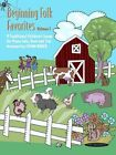 Beginning Folk Favorites 9 Traditional Children's Songs for Piano Solo Duet a