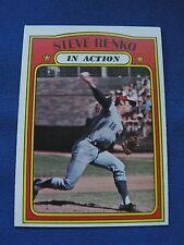1972 Topps Steve Renko in action card #308 MLB baseball $1 S&H